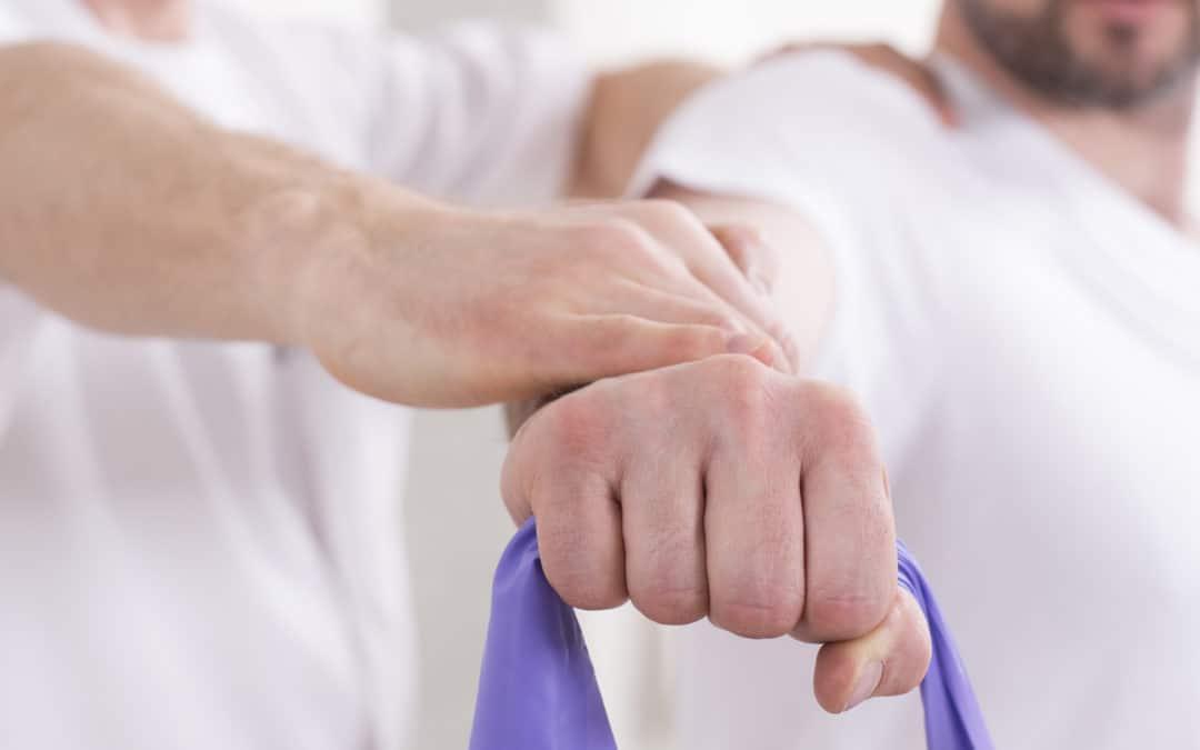 L'intérêt des bandes élastiques pour le renforcement musculaire